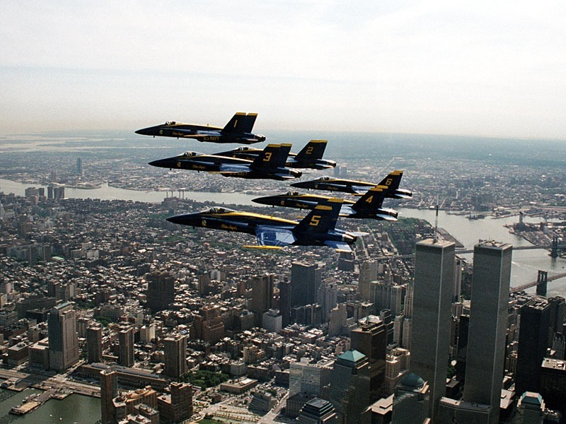 Photo courtesy of the Blue Angels Public Affairs Office